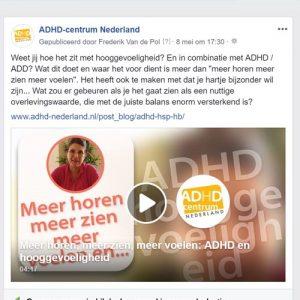socials adhd nederland facebook