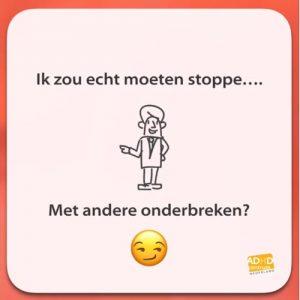 socials adhd nederland instagram