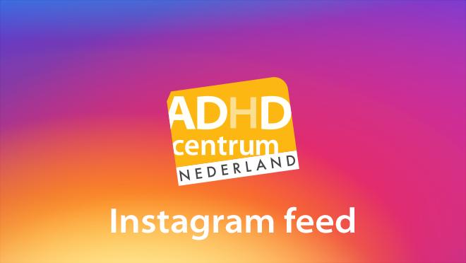 Instagram ADHD-Nederland