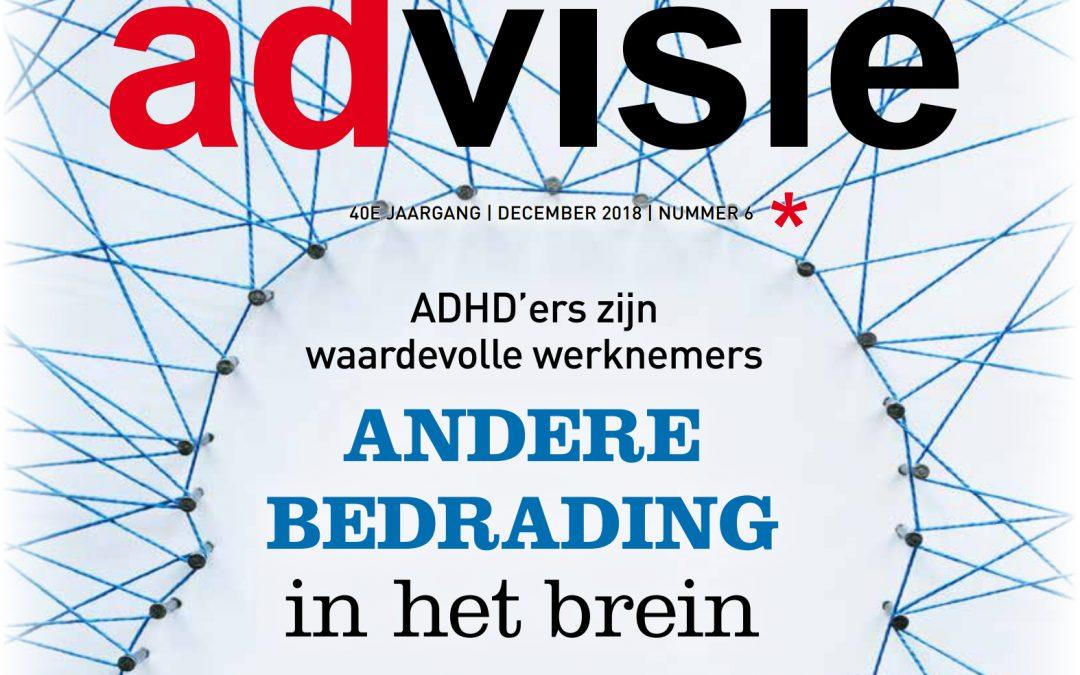 AD-visie over ADHD & Werk