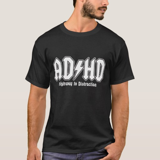 AD-vision over ADHD & Werk