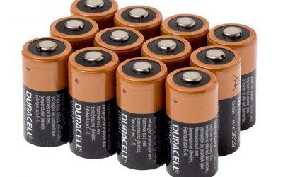 Samen batterijtje